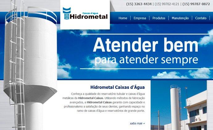 Hidrometal Caixa